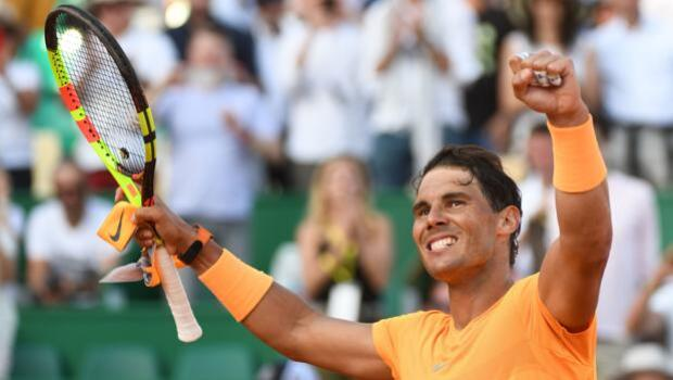 Nadal arrolla a Khachanov