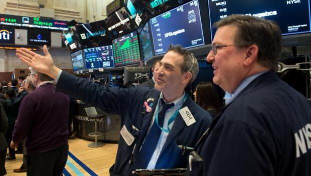 ¿Se ha instalado Wall Street en la euforia que precede al gran batacazo?