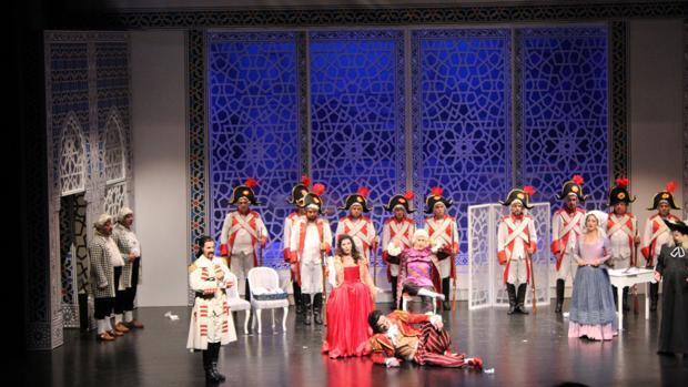«El Barbero de Sevilla», de Rossini, llega este lunes al Auditorio El Greco