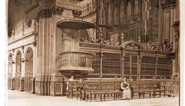 Así se conservaron los órganos de la Catedral de Valencia durante la Guerra Civil