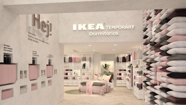Ikea seguirá en el centro de Madrid con su tienda temporal dos años más