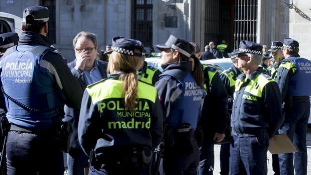 La Policía Municipal de Madrid vuelve a tener acceso a la base de datos del CNP