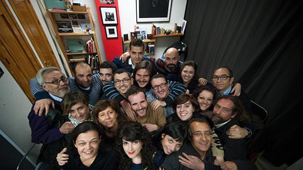 El colectivo Alumbre cumple 5 años con una muestra fotográfica
