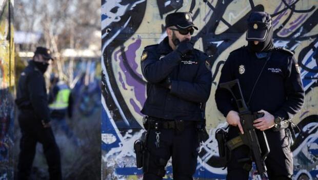 A disposición judicial los dos Policías acusados de robar armas de la Comisaría de Orense