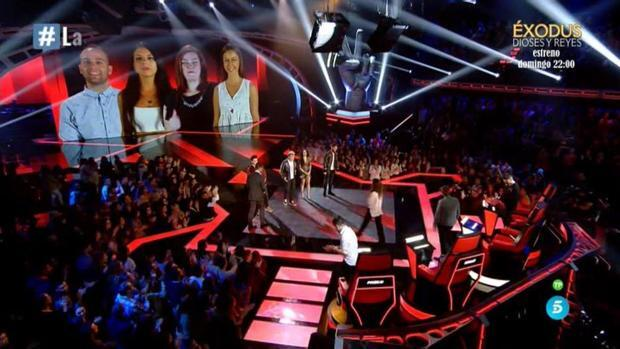 Conoce a los semifinalistas de «La Voz»