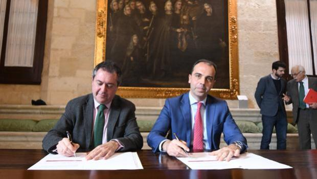 PSOE y Ciudadanos firman un acuerdo «razonable» para el presupuesto de 2018