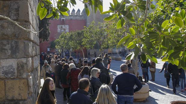 Un año espectacular para el turismo de Sevilla, pero con demasiada masificación