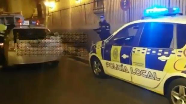 Denunciada una conductora por intrusismo en el sector del taxi desde el aeropuerto de Sevilla