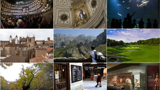 Empieza Fitur: 18 destinos de España que hay visitar en 2018