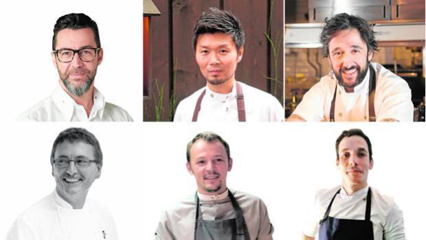 Cocineros rebeldes e inconformistas