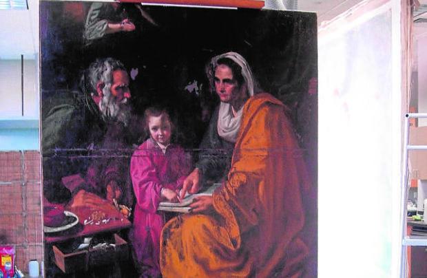 La primera obra de Velázquez podría volver a Sevilla