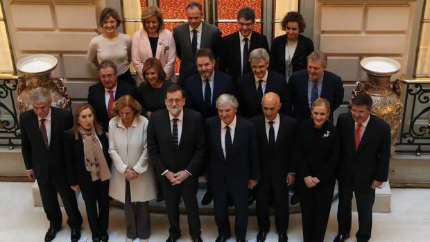 Los invitados al Foro ABC, en imágenes