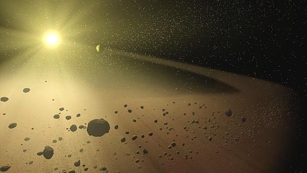 Encuentran posibles señales de una civilización extraterrestre