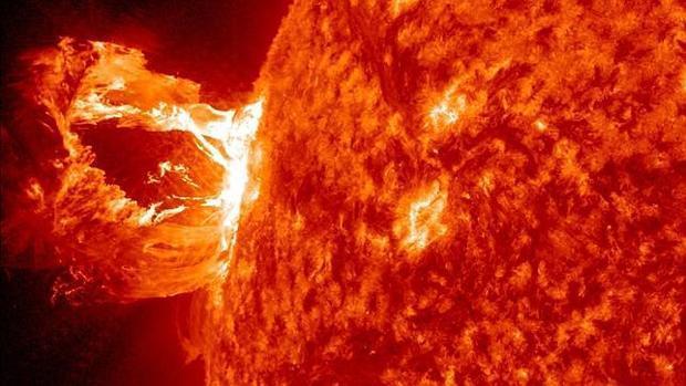 ¿Qué pasaría si impactara la tormenta solar de la que advierte Obama?