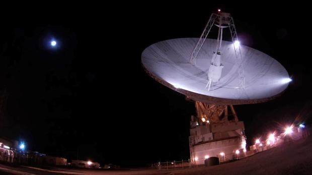 La NASA encuentra una nave perdida en la Luna
