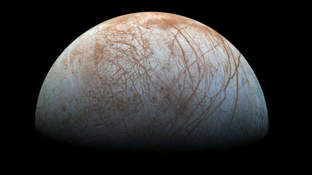 El «barco» que buscará vida en una luna de Júpiter