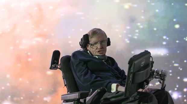 Stephen Hawking viajará al espacio con Virgin Galactic