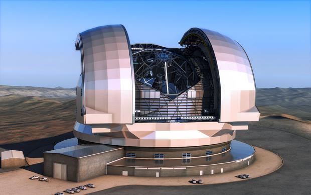 Comienza la construcción del mayor telescopio del mundo en Chile