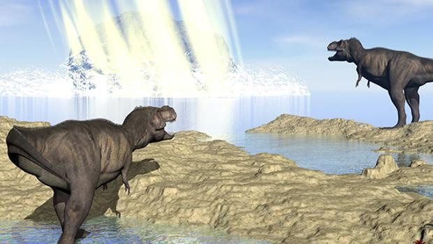 El asteroide que mató a los dinosaurios sumió la Tierra en un superinvierno
