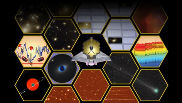 Esto será lo primero que vea el telescopio espacial James Webb