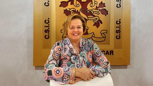 Rosa Menéndez, primera mujer al frente del CSIC