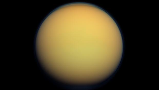 Desvelado el origen de la misteriosa fuente de frío en Titán, luna de Saturno