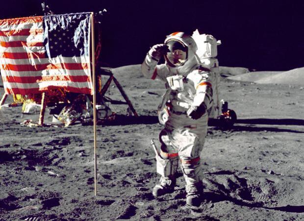 La «profecía» del último hombre en pisar la Luna