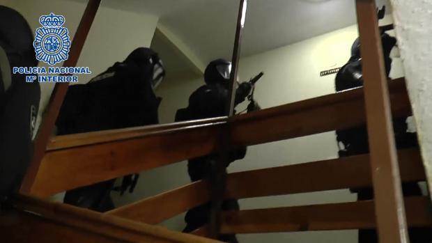 Cuatro detenidos por pertenecer a Daesh