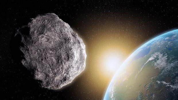 Un asteroide más grande que un rascacielos se acerca a la Tierra