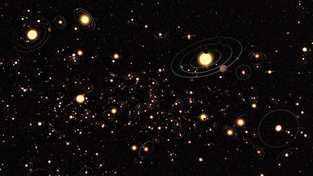 El telescopio Kepler descubre 100 nuevos exoplanetas