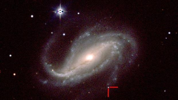 Logran, por primera vez, imágenes de una supernova en el momento de su explosión