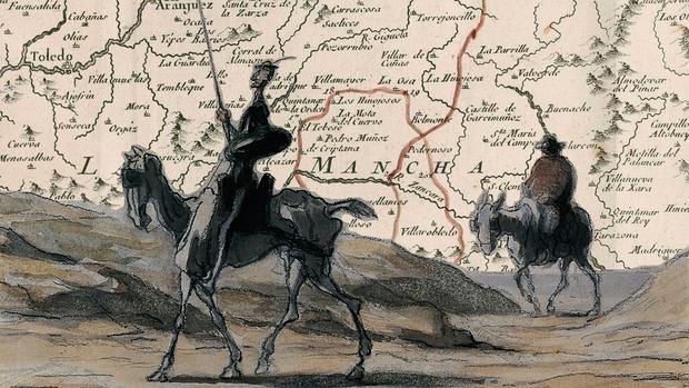 Porque no solo fue La Mancha: estos son los lugares en los que Cervantes inspiró sus obras