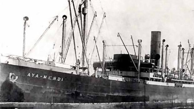 Descubren los restos de un buque nazi hundido por Stalin que podría esconder un gran tesoro oculto