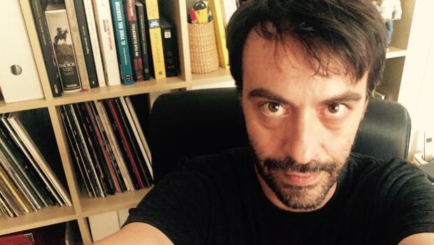 Agustín Martínez: «Decidí que quería contar historias después de ver el primer capítulo de