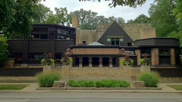 Oak Park, Chicago: allí empezó todo para Frank Lloyd Wright