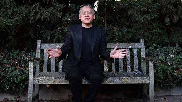 El escritor británico Kazuo Ishiguro, Nobel de Literatura
