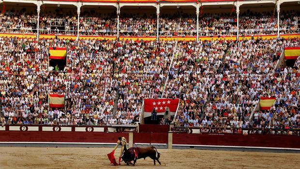 Las obras de la plaza de toros de Las Ventas durarán al menos dos años