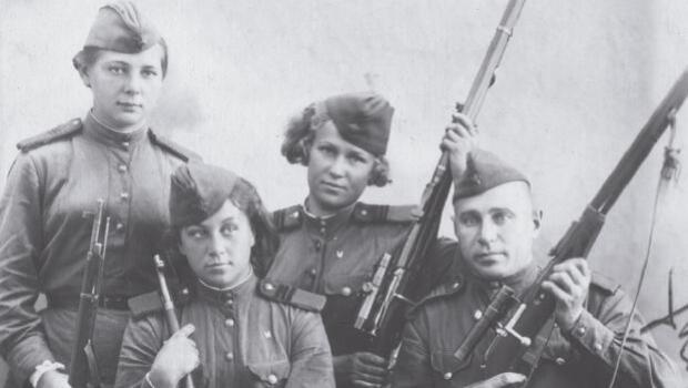 Las guerreras que aplastaron el Tercer Reich