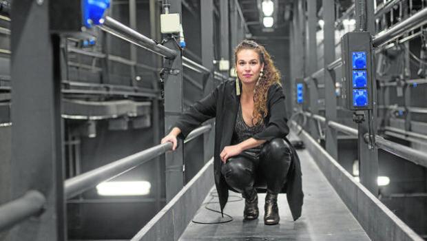 Carlota Ferrer: «El machismo está en todas partes, también en el teatro»