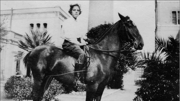 La madre «pija» del asesino de Trotski