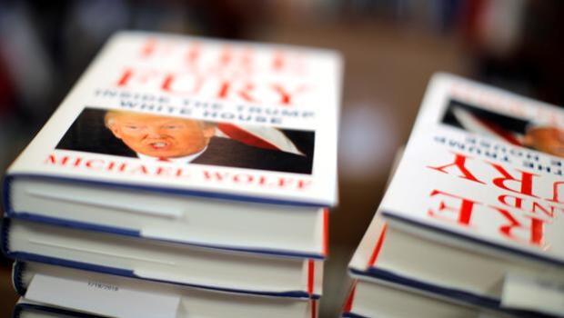 Península publicará en las próximas semanas en español el libro que Trump desea que nadie lea