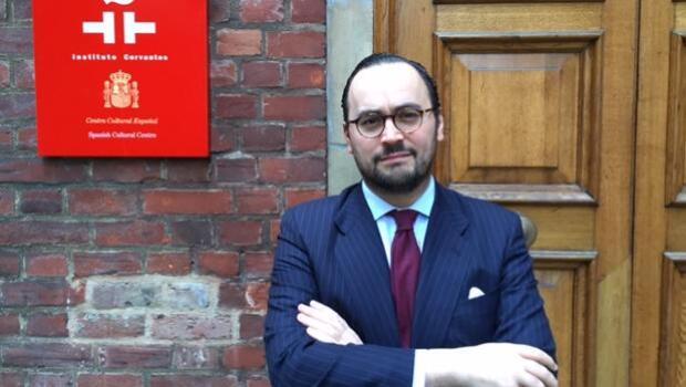 Ignacio Peyró: «Ya impulsamos con el British Council el español en las aulas británicas»