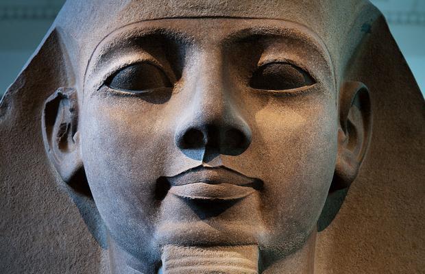 La fama de gran general del faraón Ramsés II era falsa
