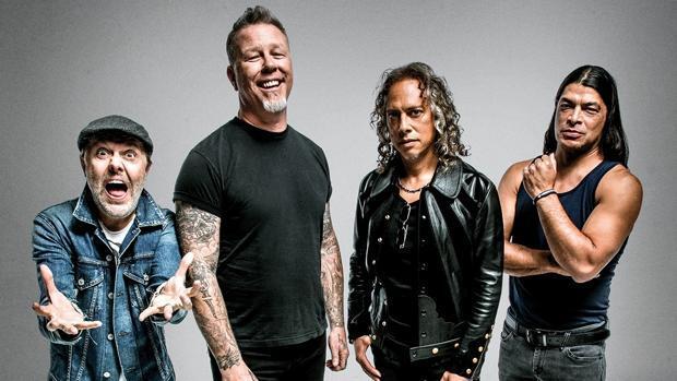 Metallica gana el premio «Nobel» de la música