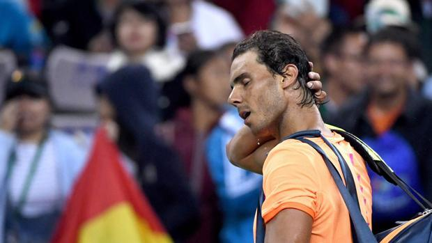 Rafa Nadal pone fin a su temporada 2016