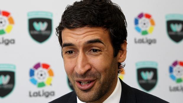Raúl: «Es una delicia tener a Messi en la Liga»