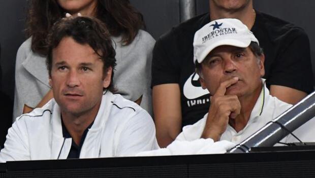 Toni Nadal: «Ésta es mi última temporada con Rafa»