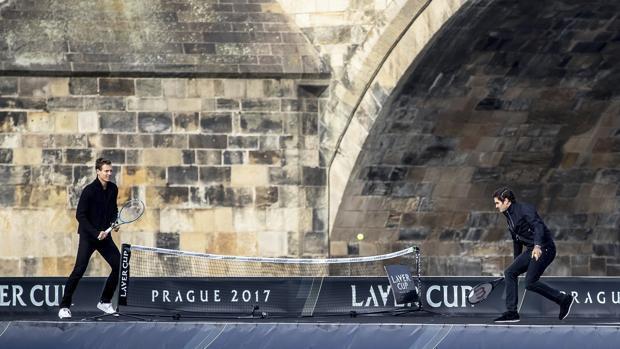 Nace la Copa Laver: Europa contra el resto del mundo