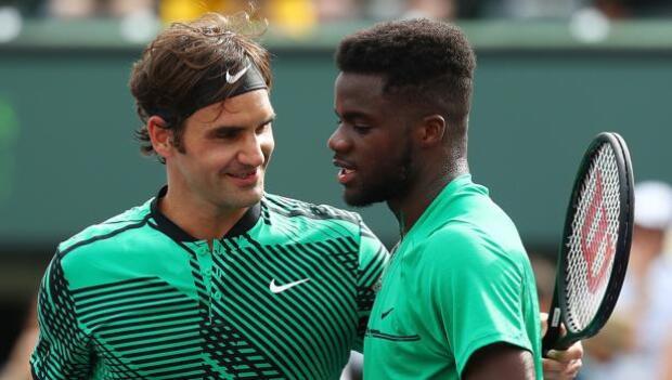 Federer empieza con buen pie