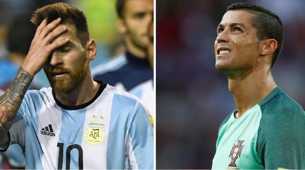 El daño económico y deportivo de un Mundial sin Cristiano ni Messi